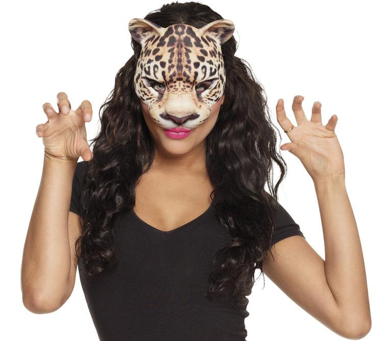 Halfmasker luipaard