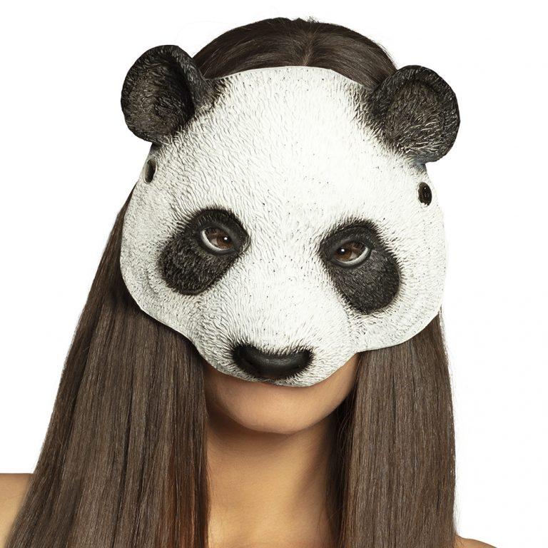 Halfmasker panda foam