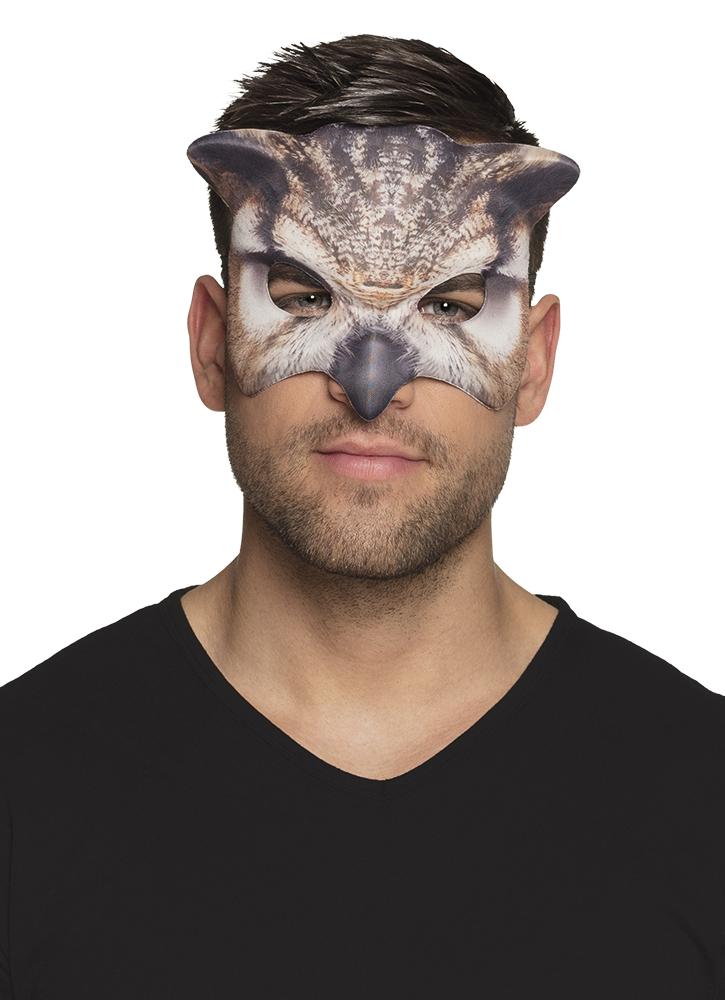 Halfmasker uil