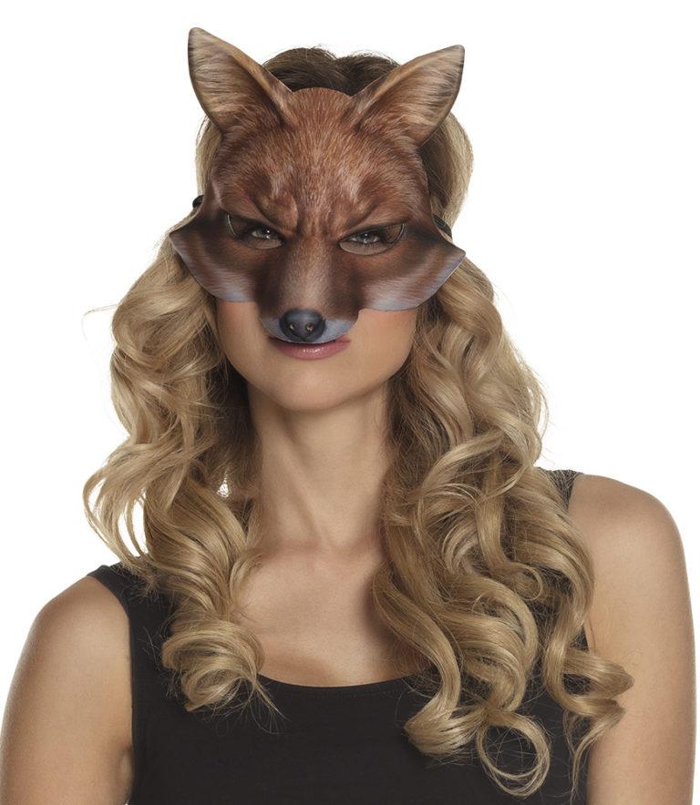 Halfmasker vos