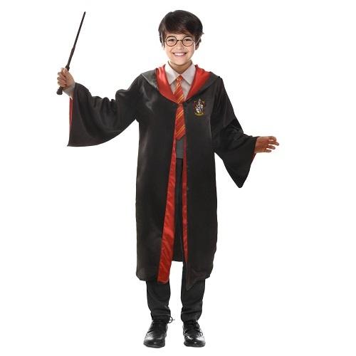 Harry Potter Griffoendor kostuum 7-9 jaar