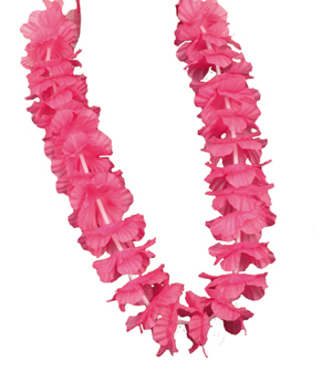Hawaii krans roze