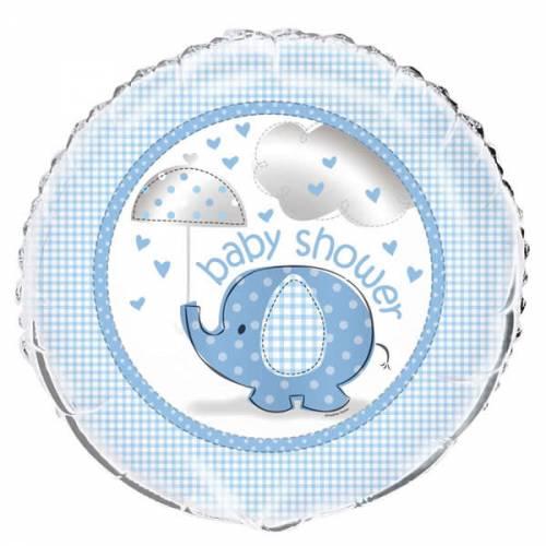 Helium ballon Baby shower Boy