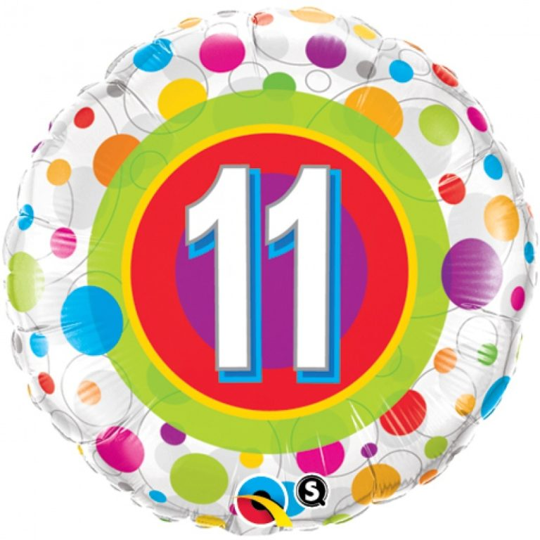Helium Ballon Stippen 11