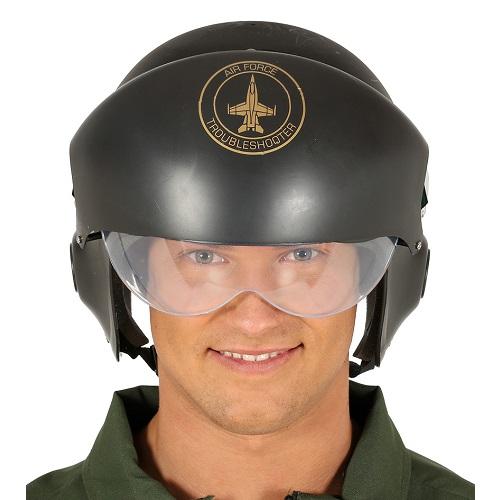 Helm straaljagerpiloot