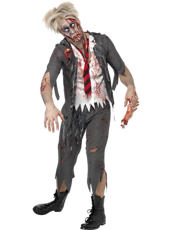 High School Horror zombie boy - Medium 50/52