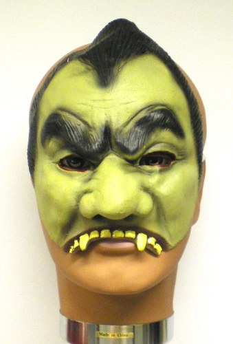 HM Half dracula masker