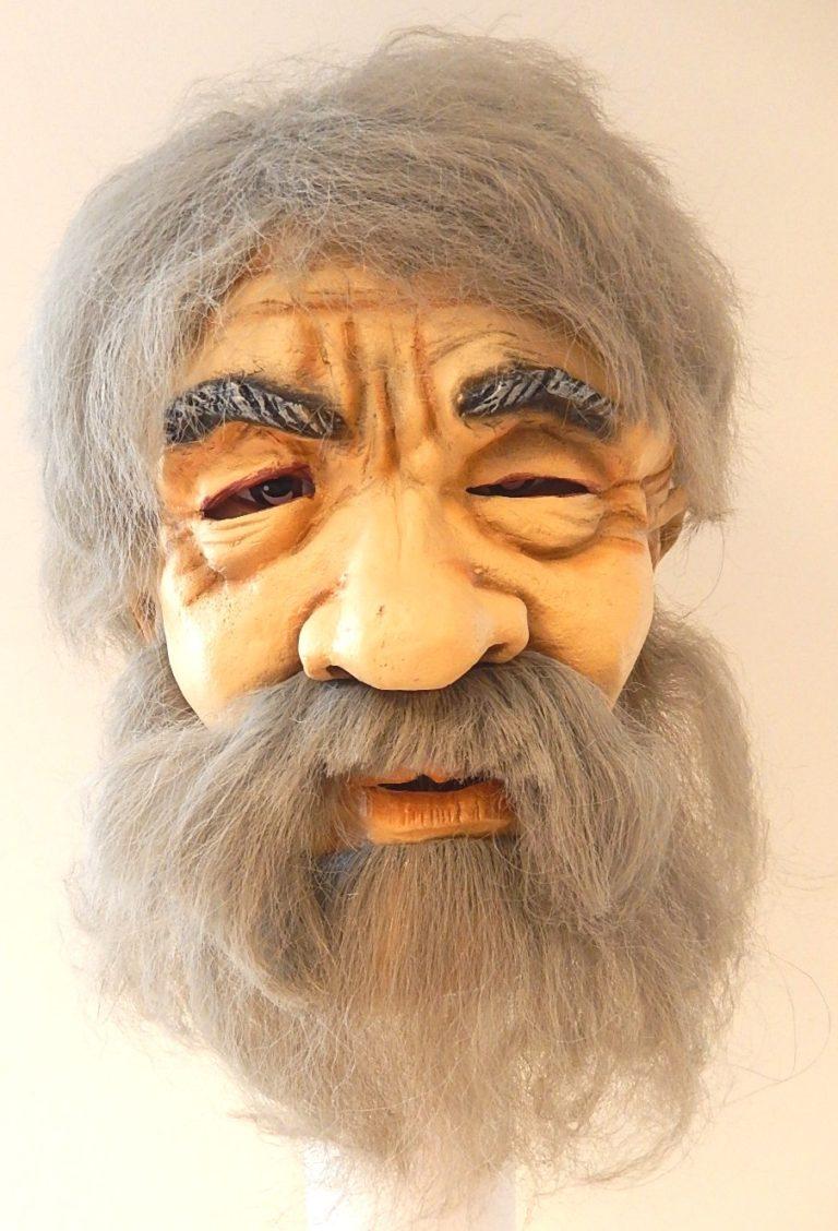 HM masker Abraham