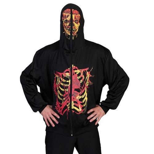 Hoodie Skeleton - Extra Large 56/58