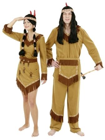 Indianen jurk Arapacho - 42