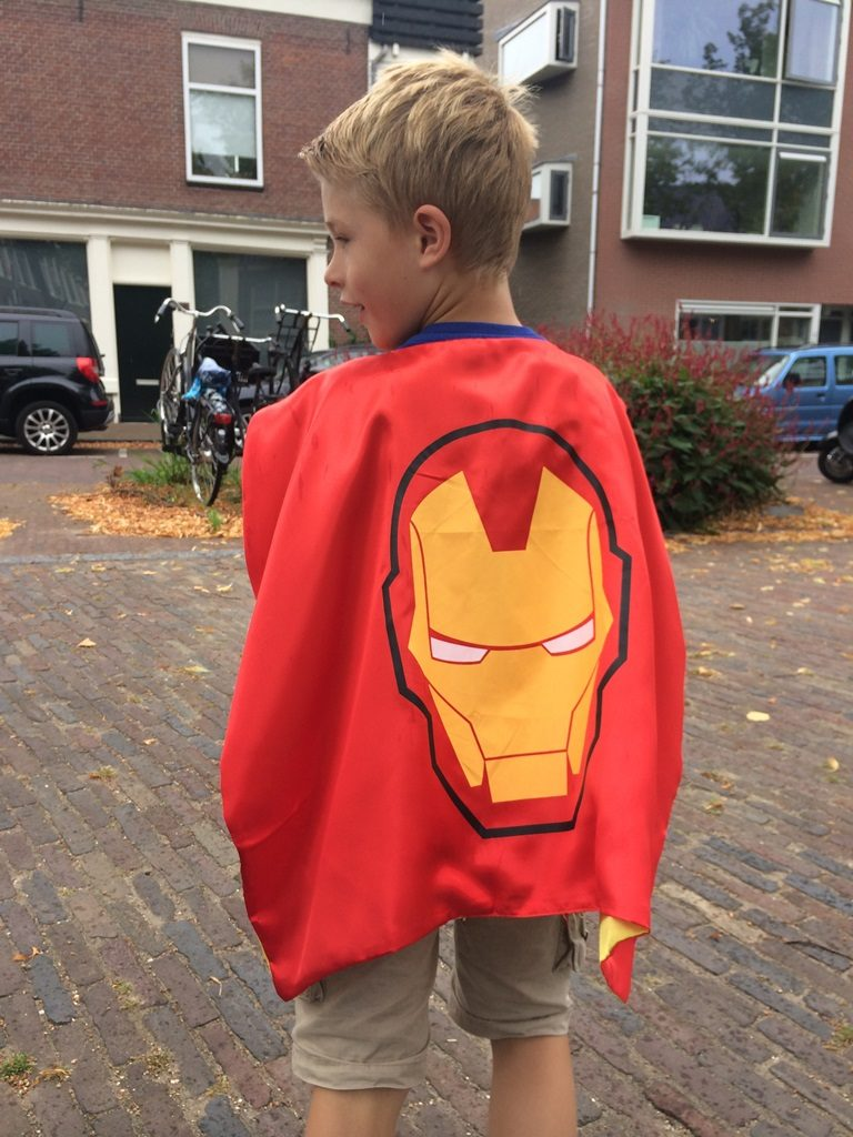 Iron man cape