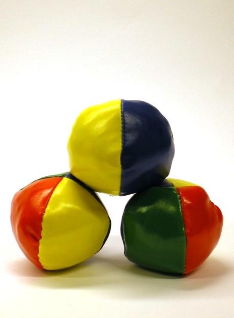 Jongleer ballen eenvoudig klein