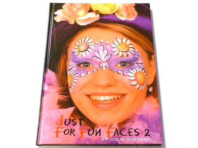 Just for fun faces boek 2
