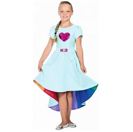 K3 Love Cruise jurkje kids - 3-5 jaar