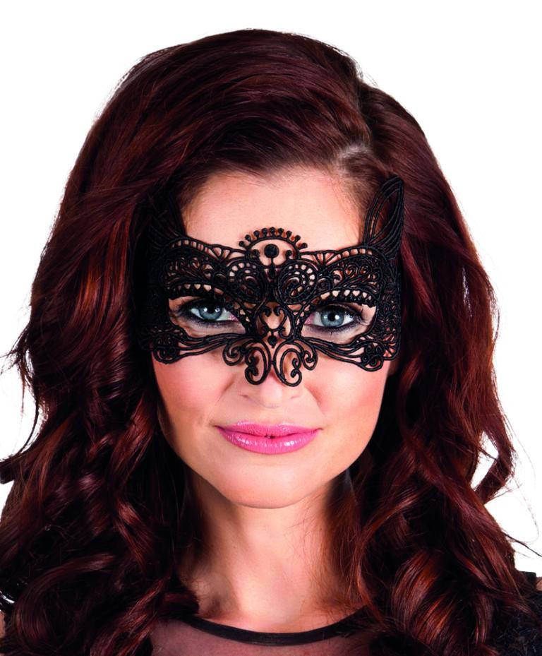 Kanten oogmasker Le Chat