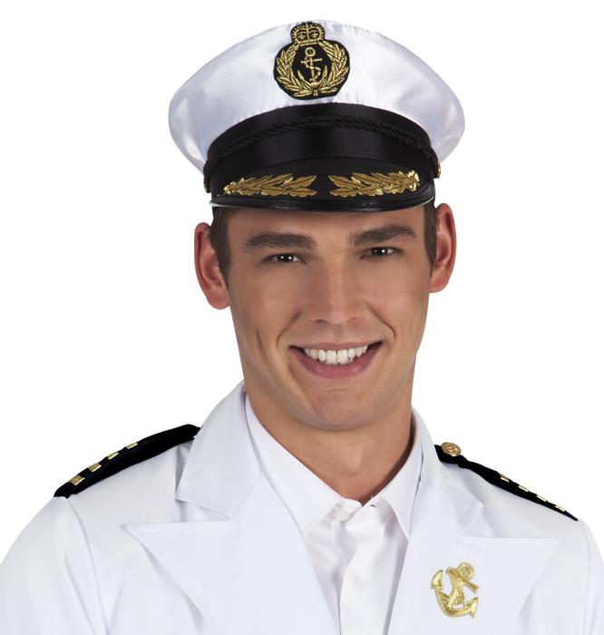 Kapiteinspet Admiraal Edward
