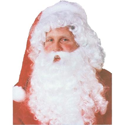 Kerstman baardstel F