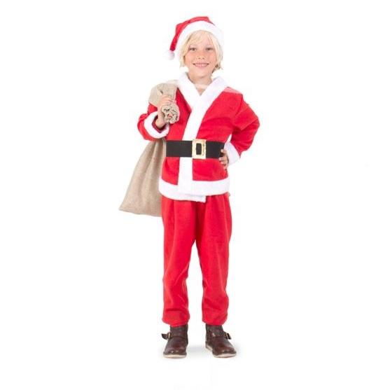 Kerstman pak kind - Small