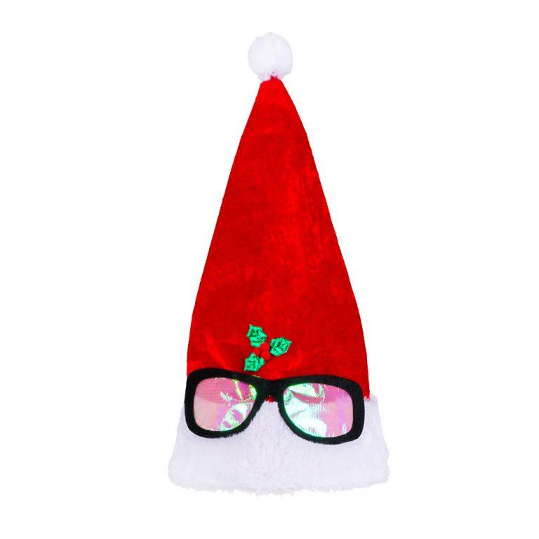 Kerstmuts Santa staring