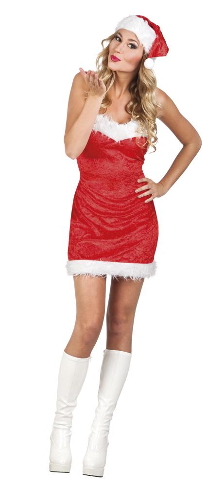 Kerstvrouw sexy
