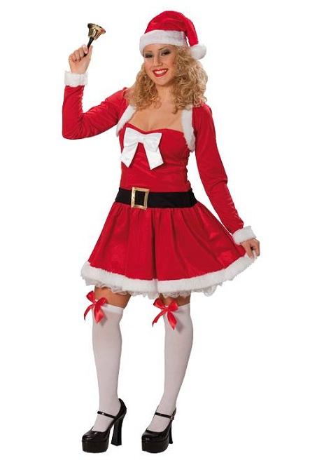 Kerstvrouw strik