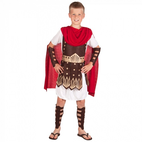 Kinderkostuum Gladiator 4-6 jaar
