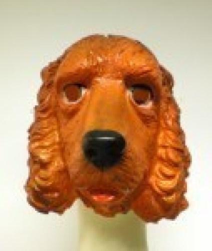 Kindermasker hond
