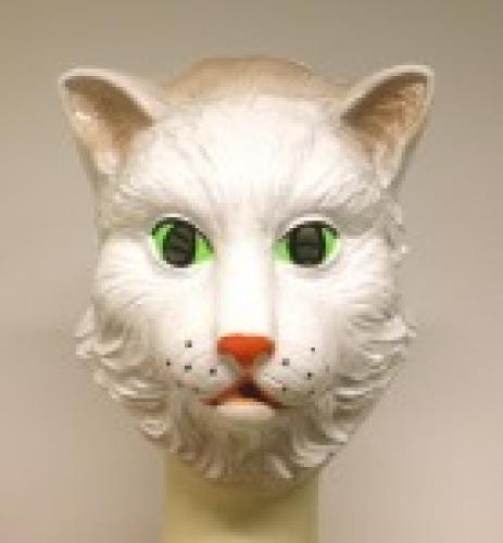 Kindermasker kat