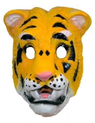 Kindermasker tijger
