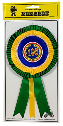 Kokarde 100 jaar