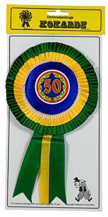Kokarde 50 jaar