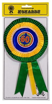 Kokarde 60 jaar