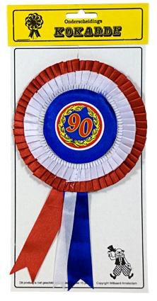 Kokarde 90 jaar