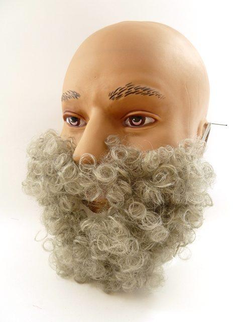 Korte baard grijs