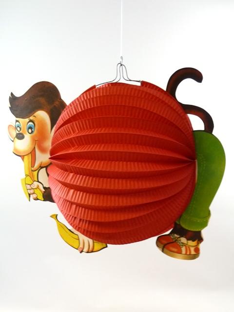 Lampion dier aap groot