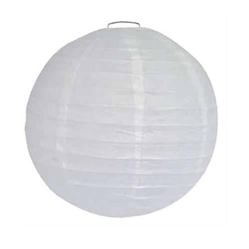 Lampion wit 40cm