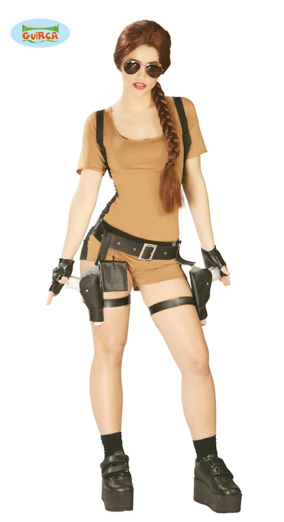 Lara Croft Tomb Raider kostuum