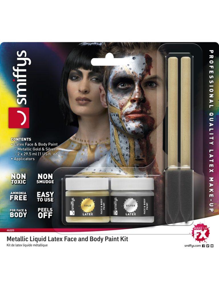 Latex set Metallic