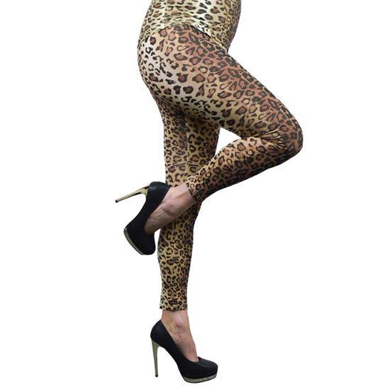 Legging luipaard - S/M