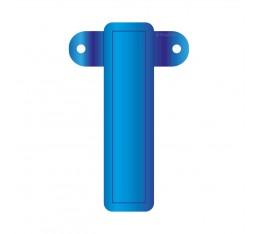 Letterslinger letter I blauw