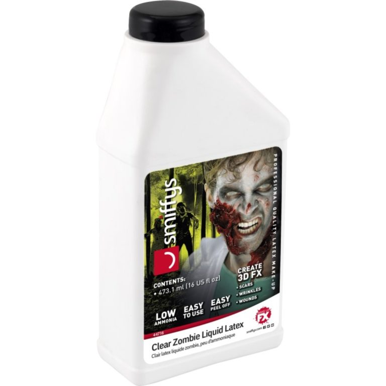 Liquid latex clear 475ml