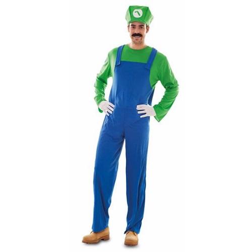 Luigi pak volwassen - M/L