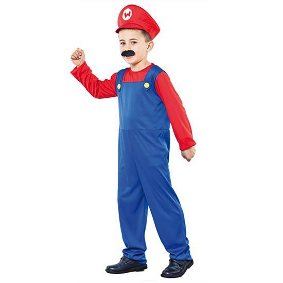 Mario pak kind 5-6 jaar