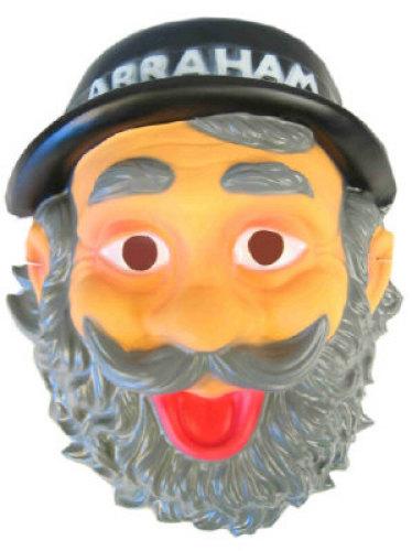 Masker Abraham hoedje