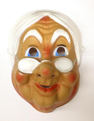 Masker Sarah bril