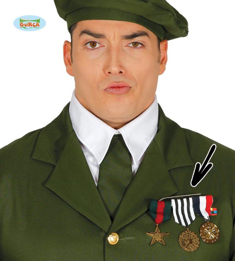 Medailles militair 3 stuks