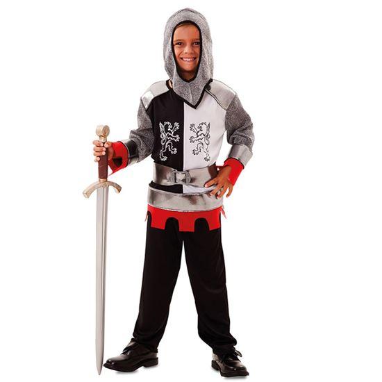 Middeleeuwse ridder 7-9 jaar