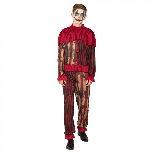 Midnight clown kostuum 14-16 jaar