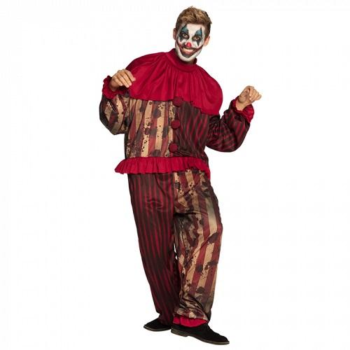 Midnight clown kostuum 58/60