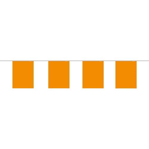 Mini slinger oranje 4m